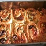 ElizabethMarshall's Scone Pizza Scrolls