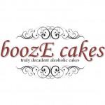 lOGO FOR Elizabeth Marshall's boozE cakes