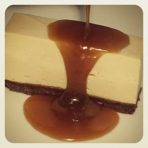 Picture of Simple Sweet Bourbon Caramel Sauce by Elizabeth Marshall MasterChef Wellington New Zealand