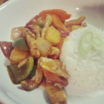Picture of Sweet and Sour Pork by Elizabeth Marshall MasterChef New Zealand Wellington