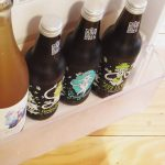 Elizabeth Marshall MasterChef New Zealand's beverage selelection in her fridge