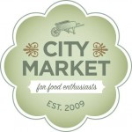 City Market's logo (Chaffer's Dock Atrium) Sunday's 8.30am - 12.30pm